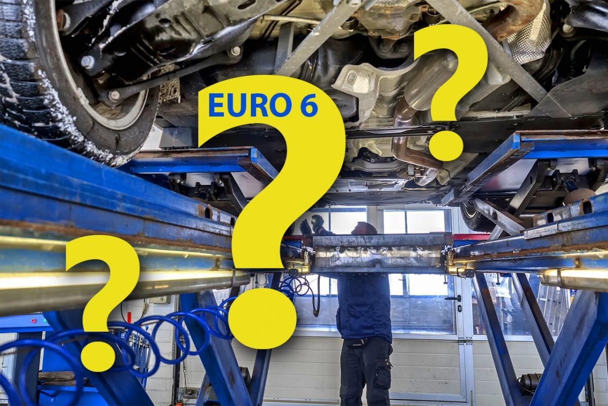 Euro 6 Wirrwarr - Alles, was Sie wirklich über die neue Abgasnorm wissen müssen