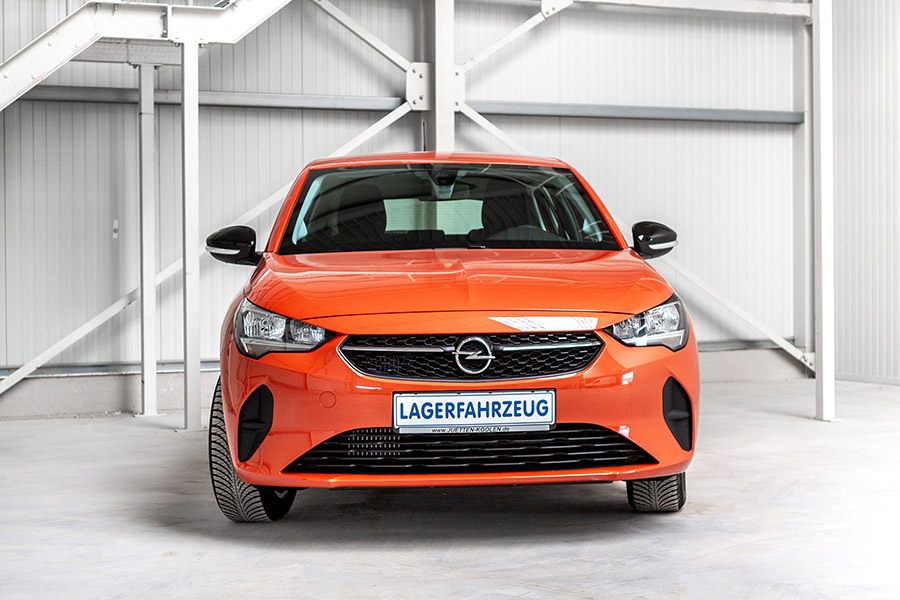 Der Corsa: Deutschlands meistverkaufter Kleinwagen