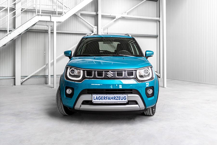 Suzuki Ignis: Der Kleinste unter den Großen