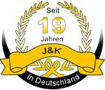 J&K seit über 19 Jahren in Deutschland
