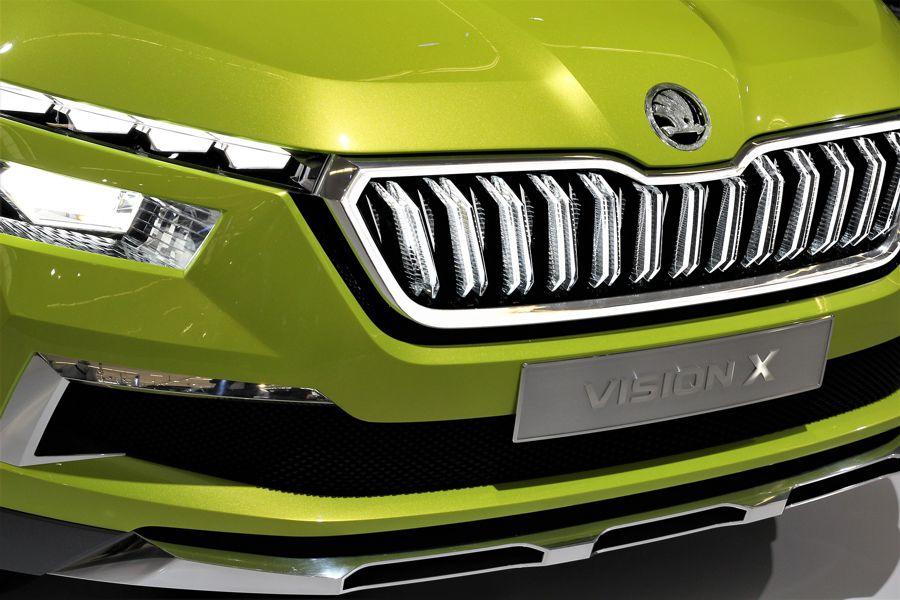Könnte bald kommen: Das Concept Car Vision X