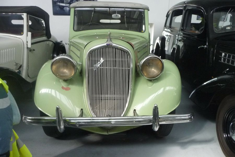 Der erste Škoda Rapid