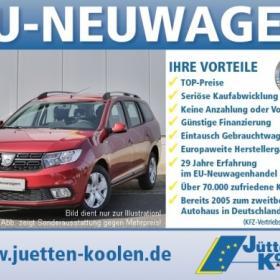 Dacia Logan EU Neuwagen