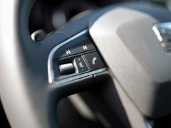 SEAT EU-Neuwagen: Lankrad und Haptik