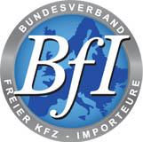 Logo Bundesverband freier Kfz-Importeure
