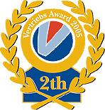 Vertriebs-Award 2005 Top 3 Autohäuser