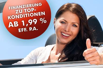 Audi Finanzierung zu TOP Konditionen